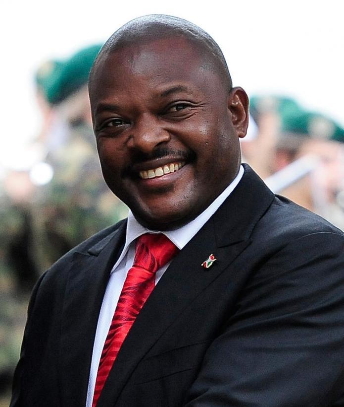 Sisi offers condolences over death of Burundi's president