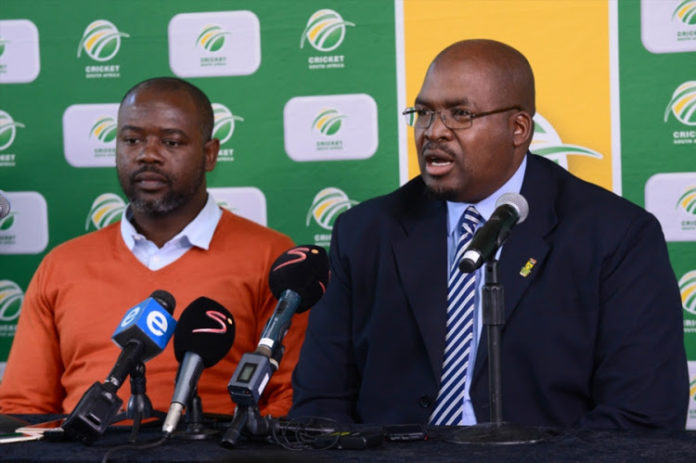 Cricket South Africa president Chris Nenzani resigns
