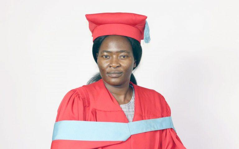 Dr Charity Ngoatle