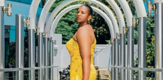 Businesswoman Shaun Mkhize of Royal AM.