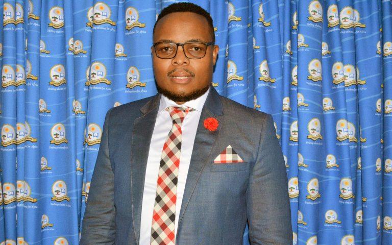 Mr Lekwa Mokwana