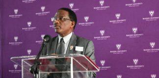 Dr Sizwe Mabizela.