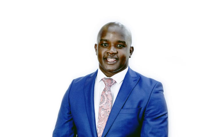Dr John Ntshaupe Molepo