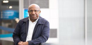 Sipho Maseko. Former CEO of Telkom. Image: Twitter / @TelkomZA