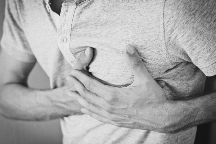 Heart attack. Photo by freestocks.org from Pexels