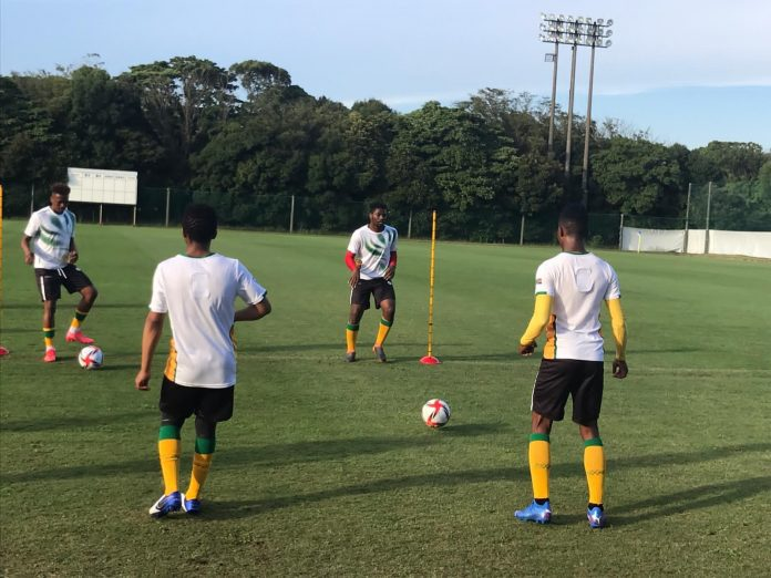 On Thursday, South Africa's men's Under-23s go into battle against hosts Japan on day one of competition at the 2020 Tokyo Olympics.