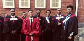 Miggs Foreal suffered a blow through the hands of thieves on Wednesday night, as thieves broke into his home in Pretoria and stole the graduation gowns which were met for his students.
